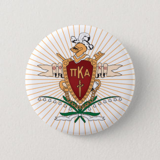 PKA Crest Color 6 Cm Round Badge