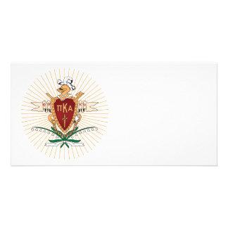 PKA Crest Color Card