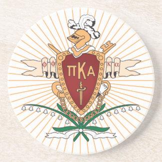 PKA Crest Color Coaster