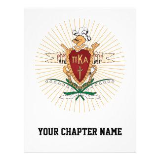 PKA Crest Color Flyer