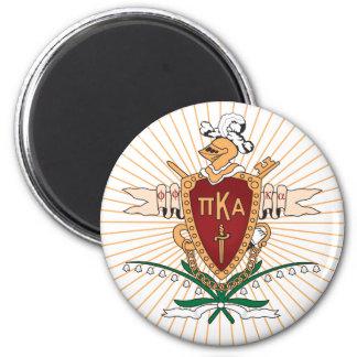 PKA Crest Color Magnet