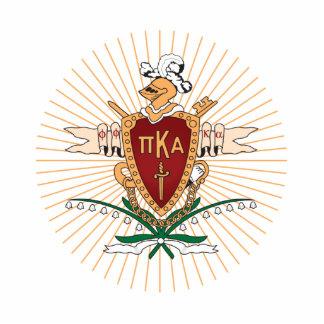 PKA Crest Color Standing Photo Sculpture