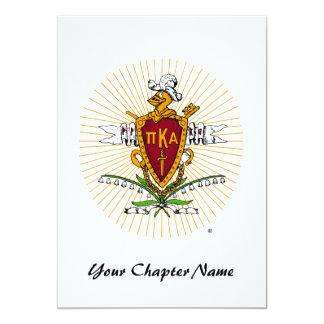PKA Crest Color Weathered Card