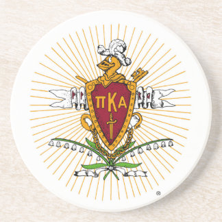 PKA Crest Color Weathered Coaster