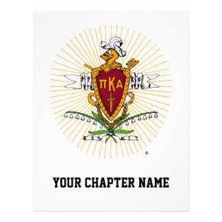 PKA Crest Color Weathered Flyer