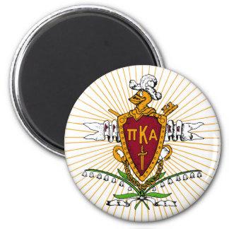 PKA Crest Color Weathered Magnet