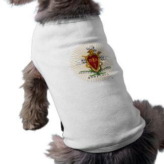 PKA Crest Color Weathered Shirt