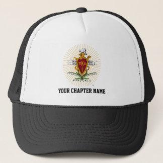 PKA Crest Color Weathered Trucker Hat