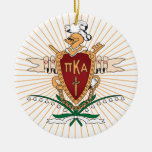 PKA Crest Colour Ornaments