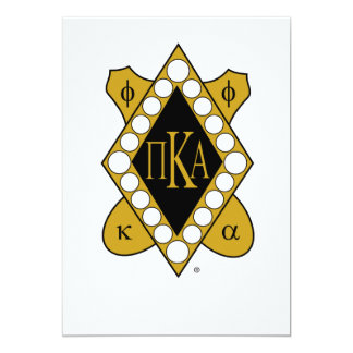 PKA Gold Diamond Card