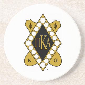 PKA Gold Diamond Coaster