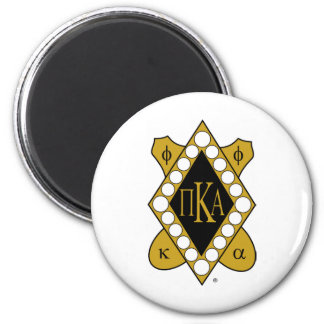 PKA Gold Diamond Magnet