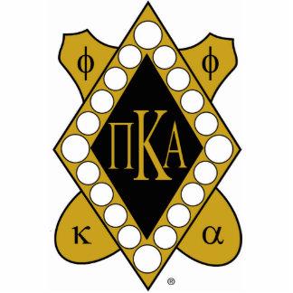 PKA Gold Diamond Standing Photo Sculpture
