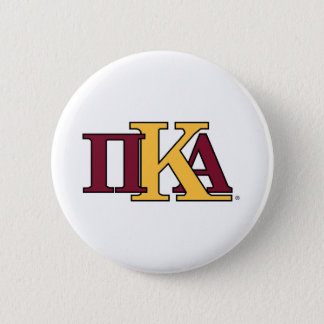 PKA Letters 6 Cm Round Badge