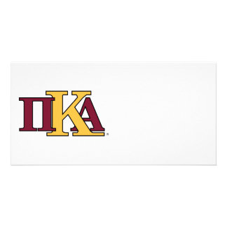 PKA Letters Card