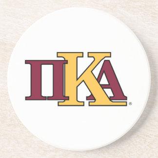 PKA Letters Coaster