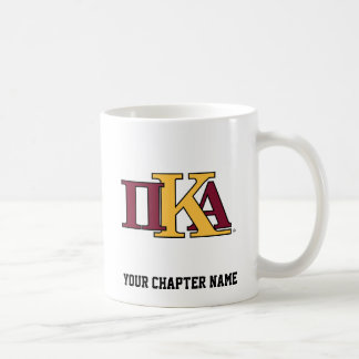 PKA Letters Coffee Mug