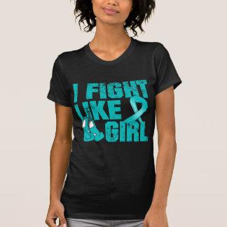 PKD I Fight Like A Girl (Grunge) Shirts