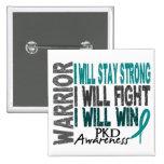 PKD Warrior Badges