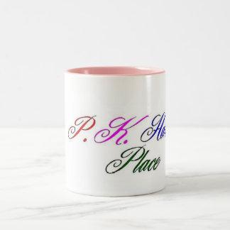 PkHarris Place Designer Coffee Mug
