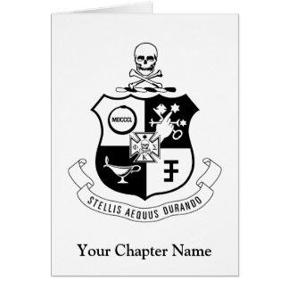 PKS Crest Cards