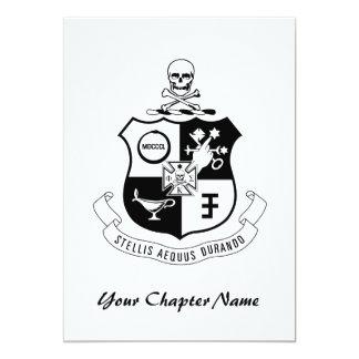 PKS Crest Card