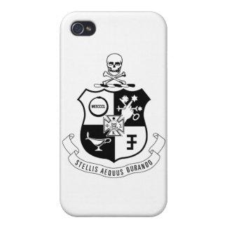 PKS Crest iPhone 4 Cover