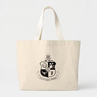 PKS Crest Large Tote Bag