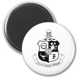 PKS Crest Fridge Magnet