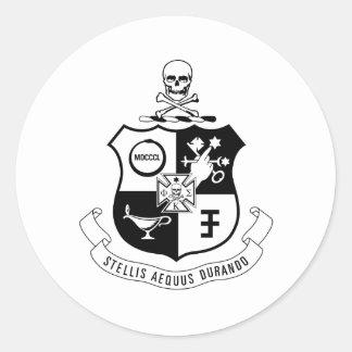 PKS Crest Stickers