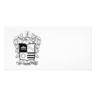 PKT Crest Black Card