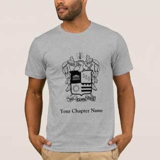 PKT Crest Black T-Shirt