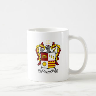 PKT Crest Color Coffee Mug