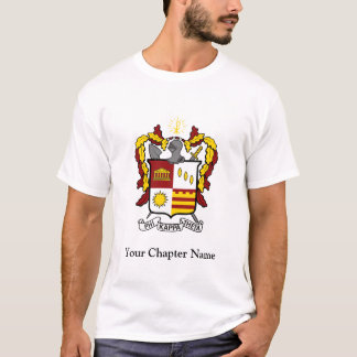 PKT Crest Color T-Shirt