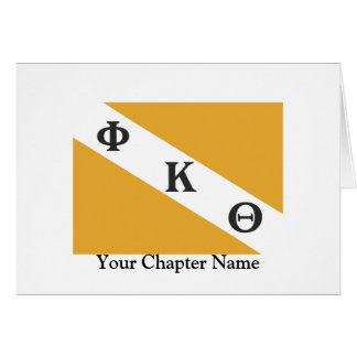 PKT Flag Card