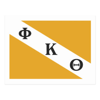 PKT Flag Postcard