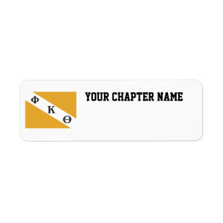 PKT Flag Return Address Label