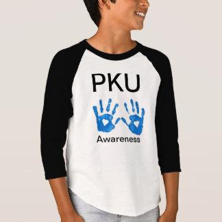 PKU Awareness Kid's 3/4 Sleeve Shirt