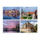 PL Poland  Polska - Krakow - Postcard