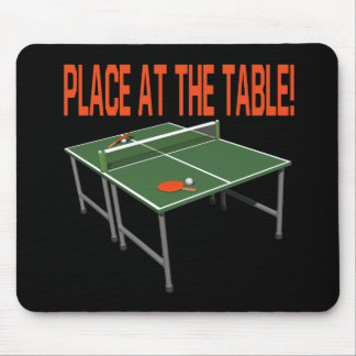 Place At The Table Mousepads