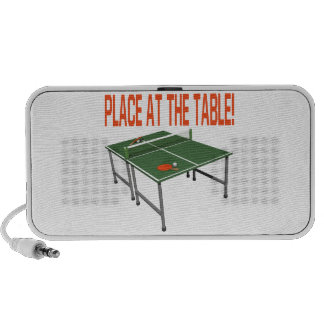 Place At The Table Travel Speakers
