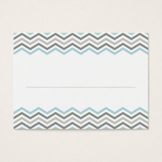 PLACE CARDS :: chevron1 3