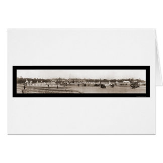 Place Concorde Paris Photo 1909 Greeting Card