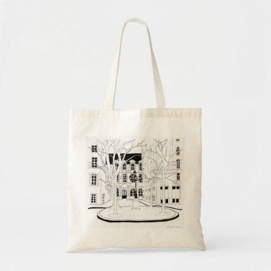 Place de Furstenberg, Paris Tote Bag