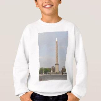 Place de la Concorde in Paris France Sweatshirt