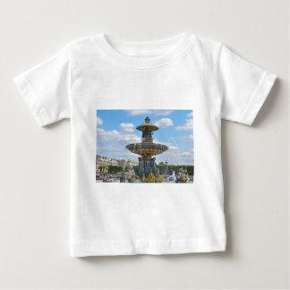 Place de la Concorde, Paris Baby T-Shirt