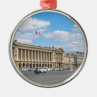 Place de la Concorde, Paris Christmas Ornament