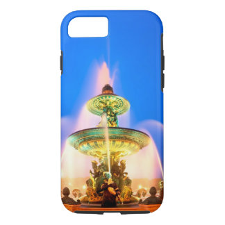 Place de la Concorde, Paris, France iPhone 8/7 Case