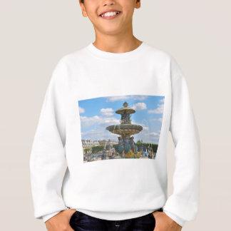 Place de la Concorde, Paris Sweatshirt