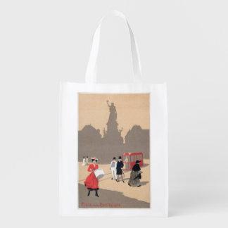 Place de la Republique Art Deco Scene